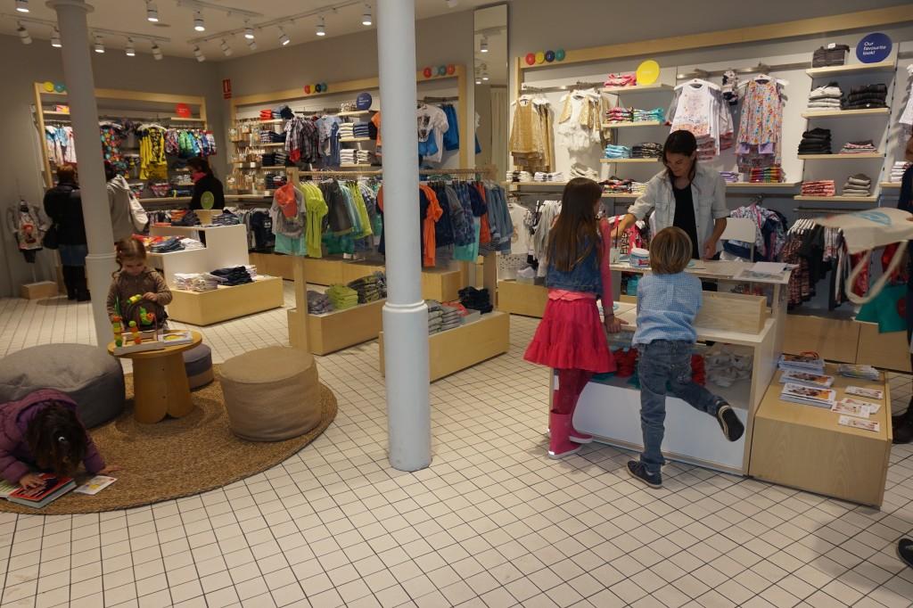 Nueva tienda Boboli