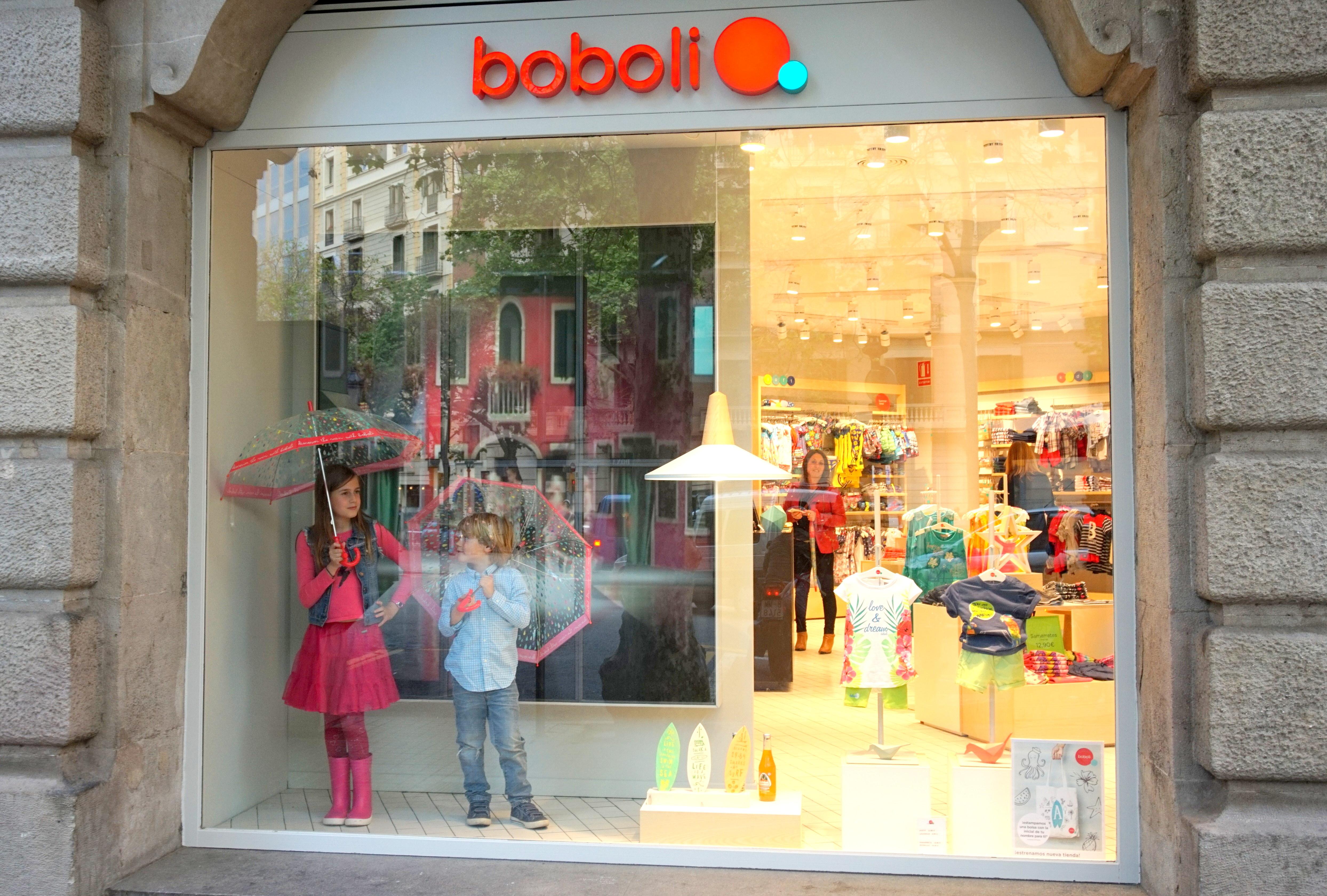 Nuevo Look para las tiendas BOBOLI