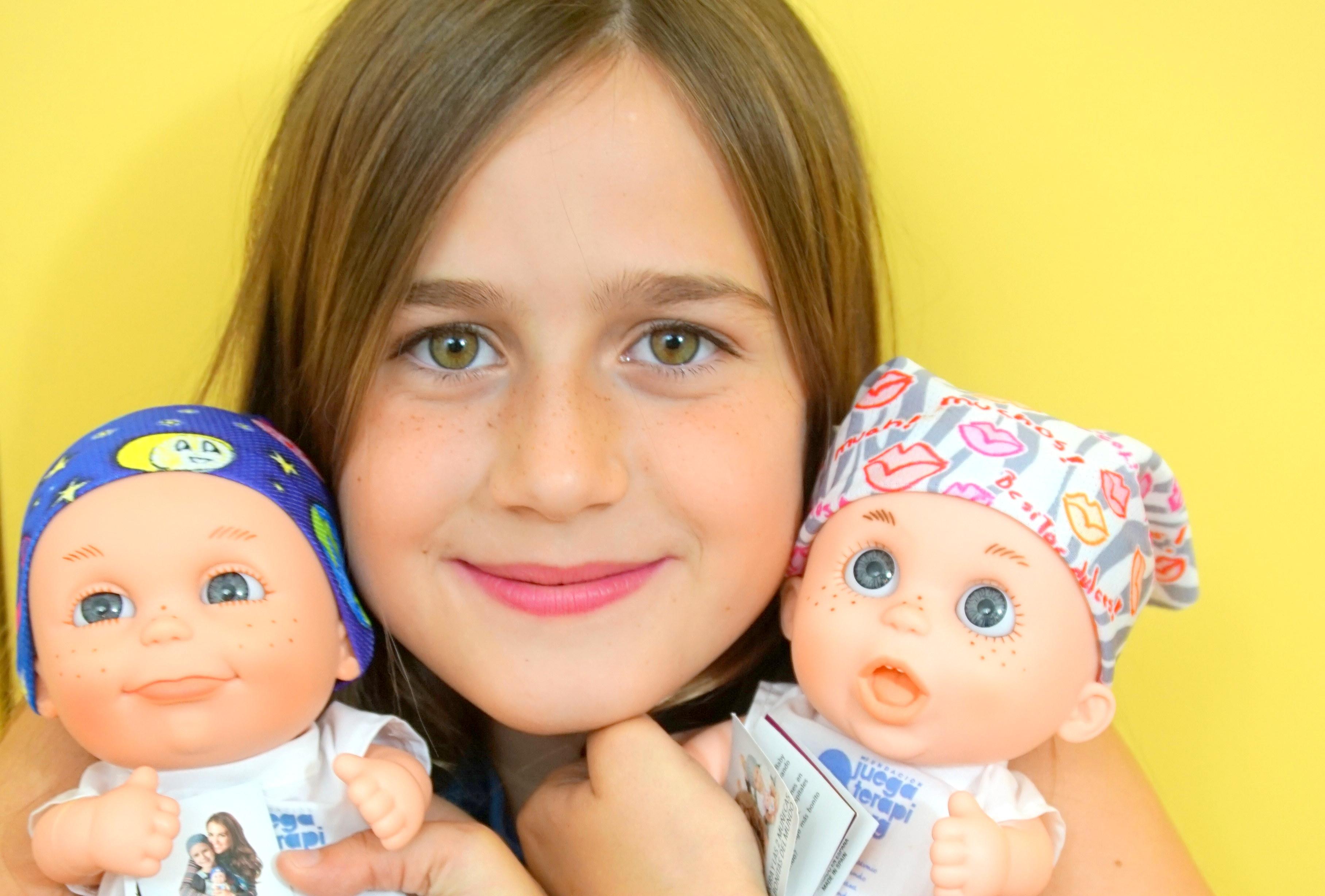 Karen con sus BabyPelones