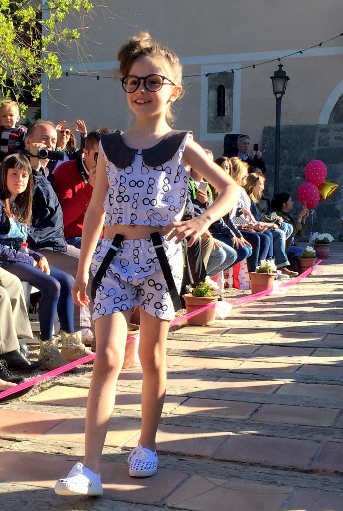 Shortish moda infantil