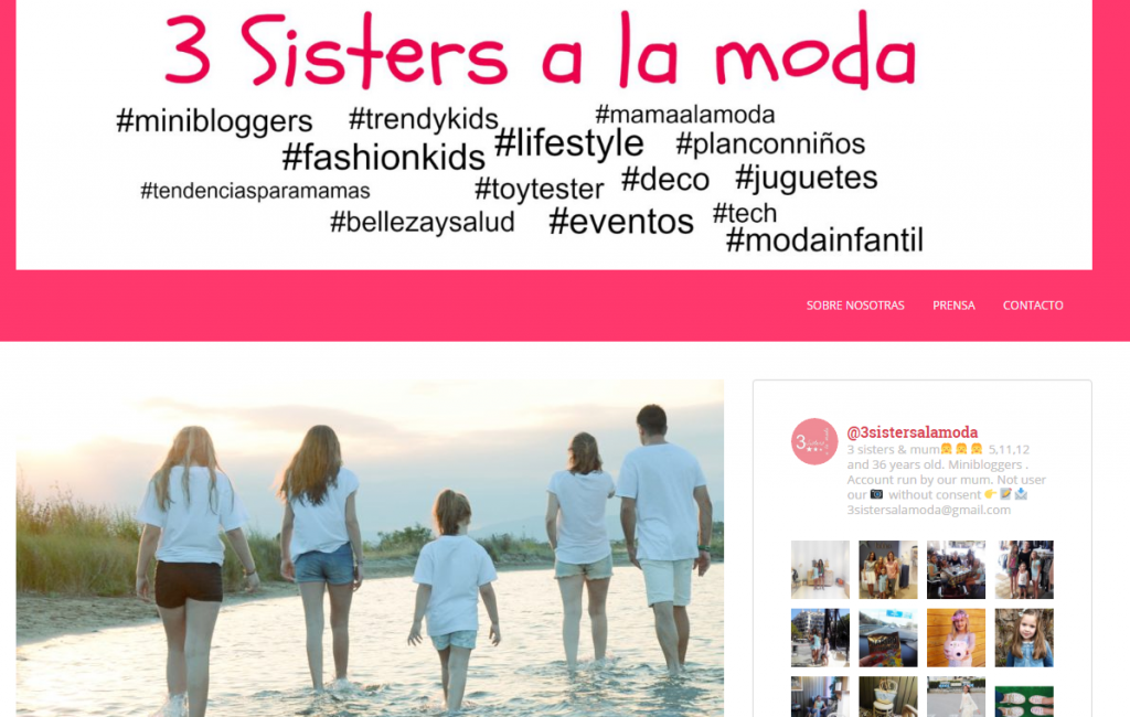 3 sistes a la moda - In love with Karen
