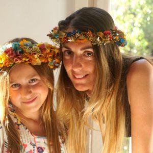 El arte de hacer coronas de flores naturales: Studio Jungle Bcn