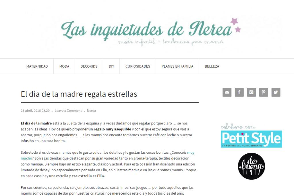 Las inquietudes de Nerea - In love with Karen