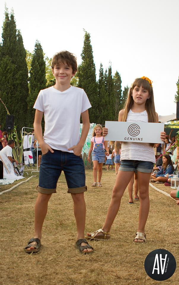 Genuins en SummerKids Parade 16