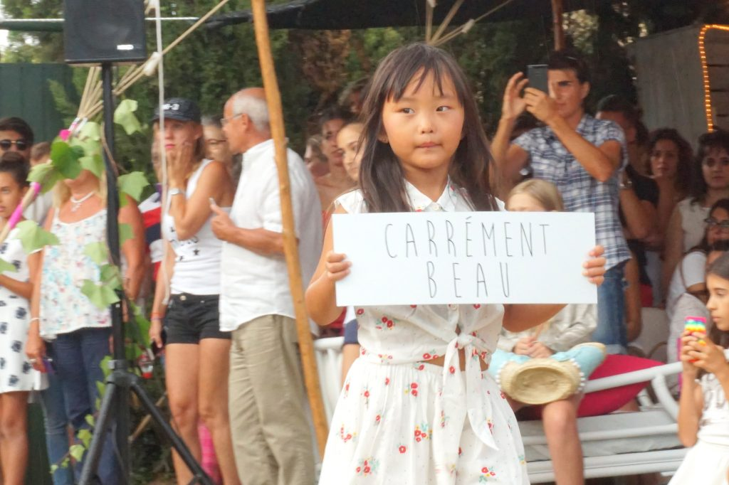 Carrement Beau en SummerKids Parade