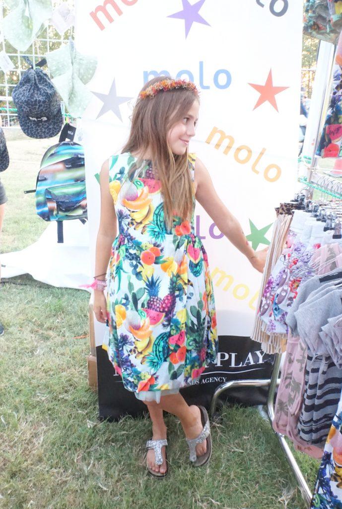 Molo en SummerKids Parade16