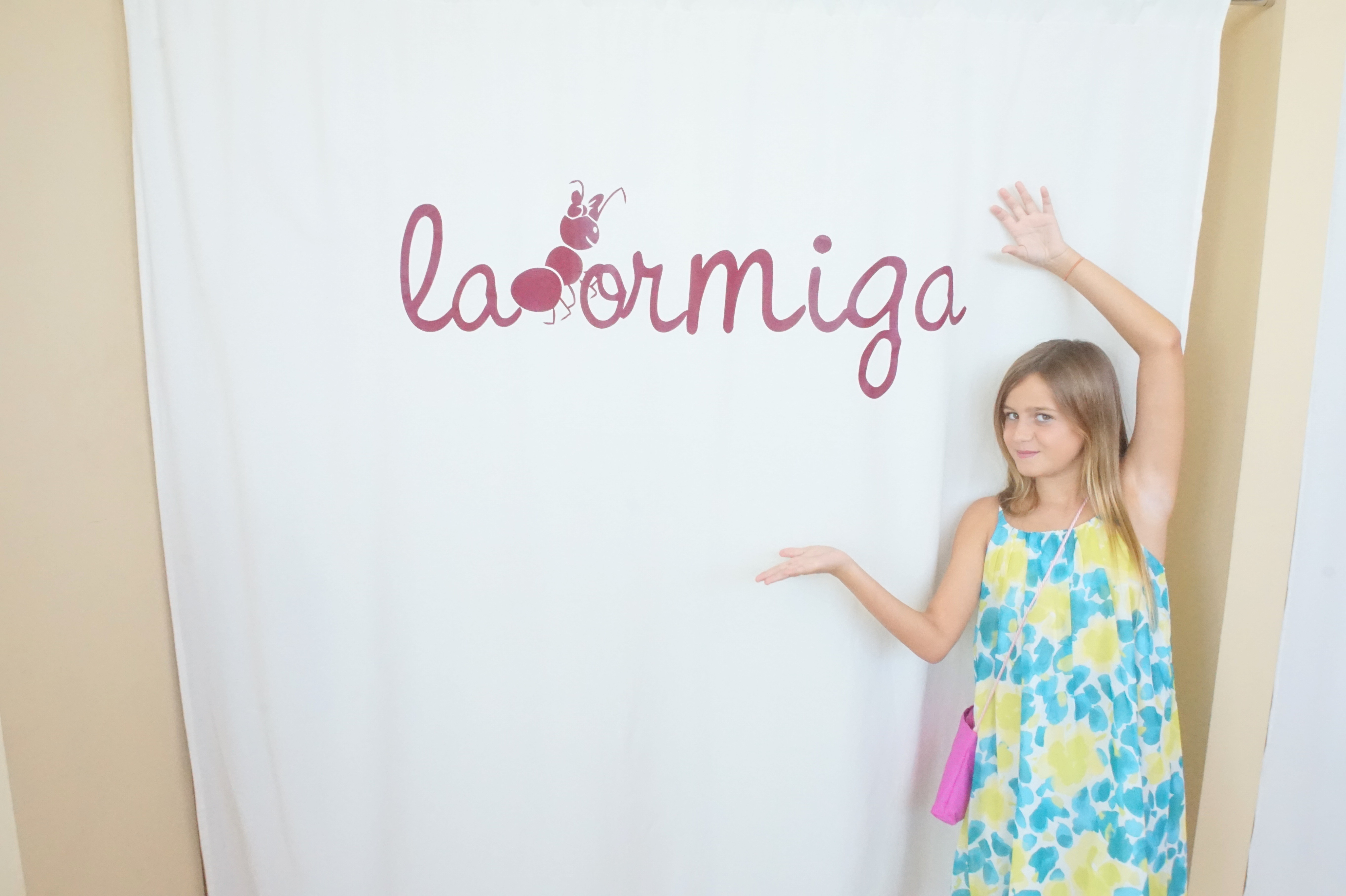 La Ormiga en In love with Karen