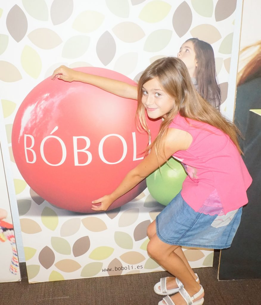 Logo Boboli - In love with Karen