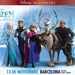 Disney in Concert: Frozen, el Reino del Hielo.