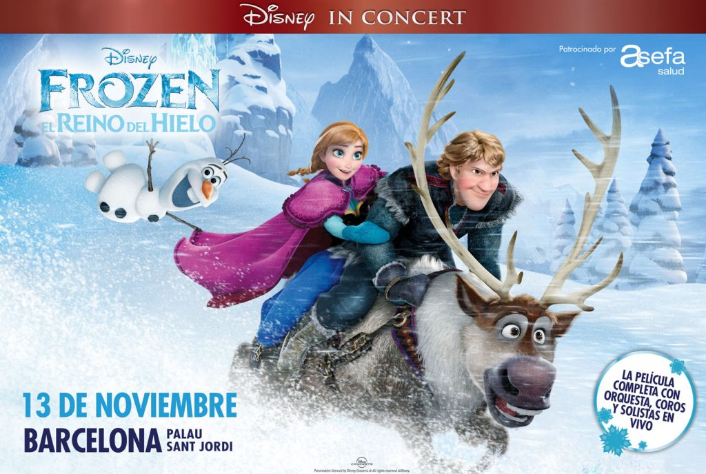 Frozen in Concert - In love with Karen