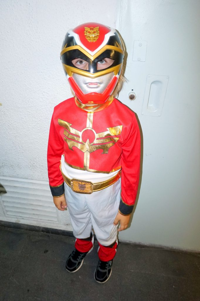 Disfraz Power Ranger de Party Fiesta - In love with Karen