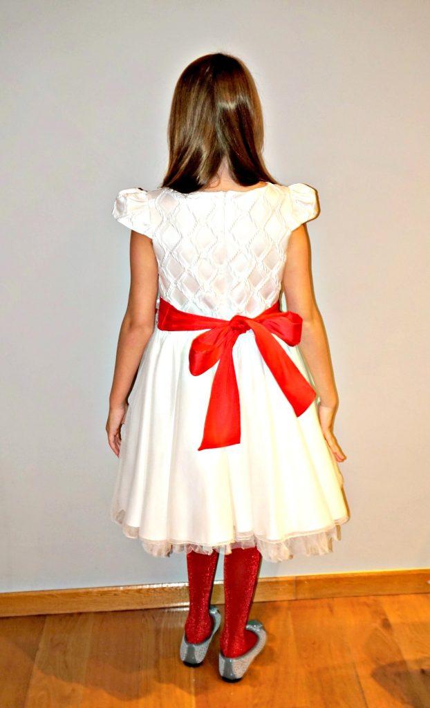Vestido Blanco Magnífica Lulu