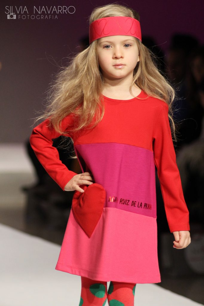 Agatha Ruiz de la Prada en FIMI - In love with Karen