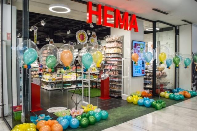 Hema, gran opening de su 5ª Tienda en Madrid