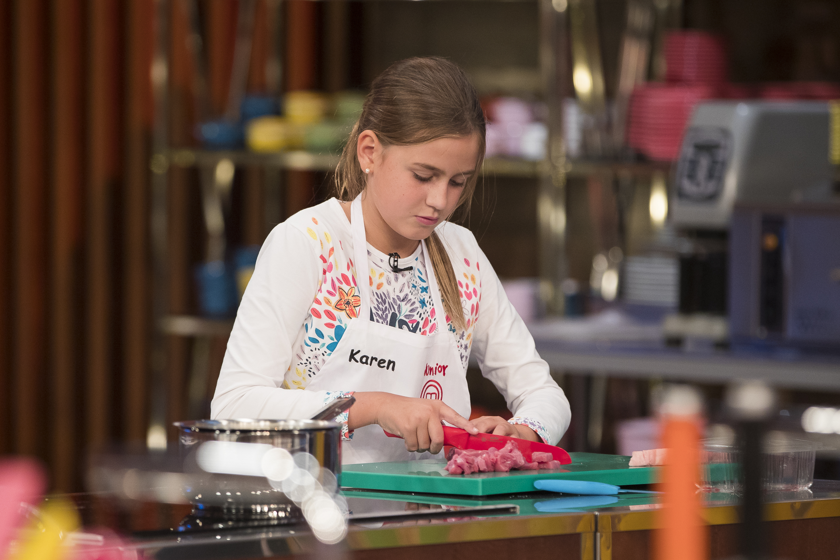 In love with Karen - Masterchef Junior 5