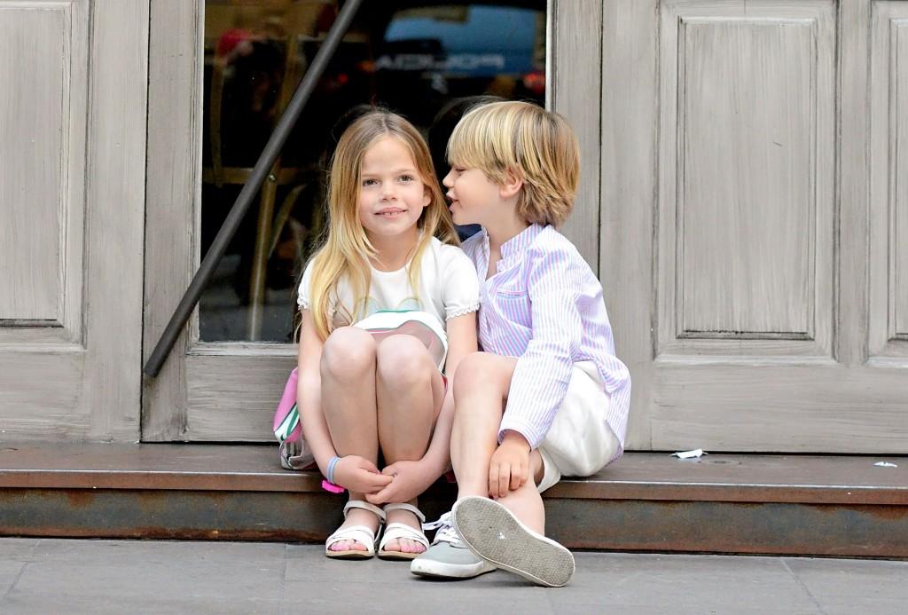 Elegante moda infantil SanMar - InlovewithKaren