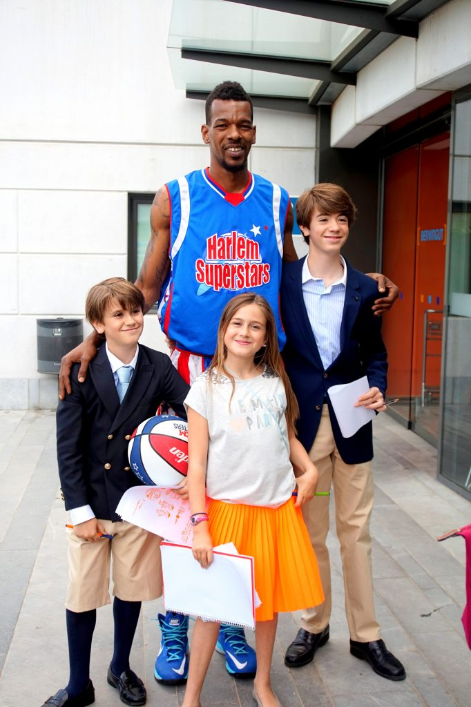 In love with Harlem GlobeTrotters - inlovewithKaren