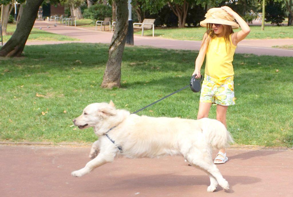 Paseando a Lola con Bimbalina - InlovewithKaren