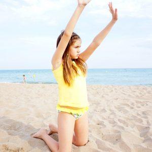 Una tarde de playa con Bimbalina -InlovewithKaren