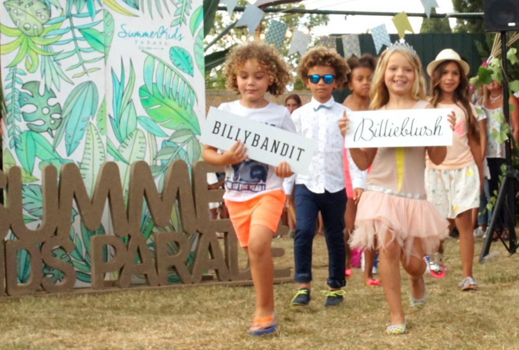 Billie Blush y Billy Bandit en SummerKids Parade16
