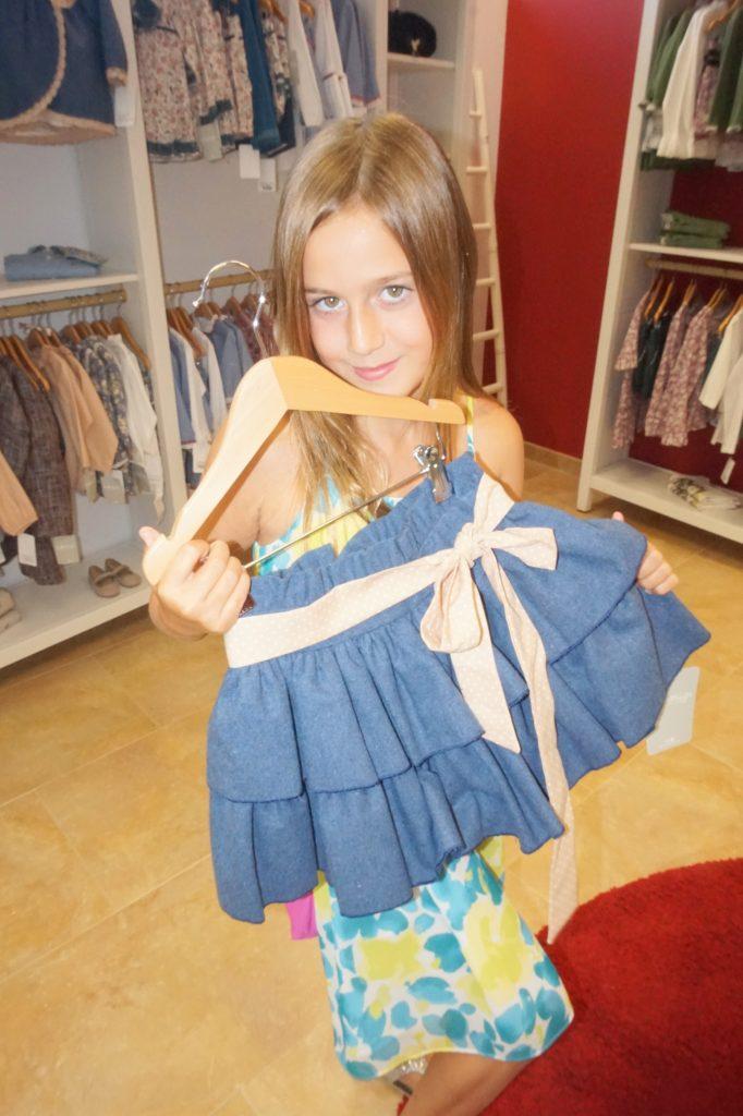 Falda La Ormiga AW16 - In love with Karen