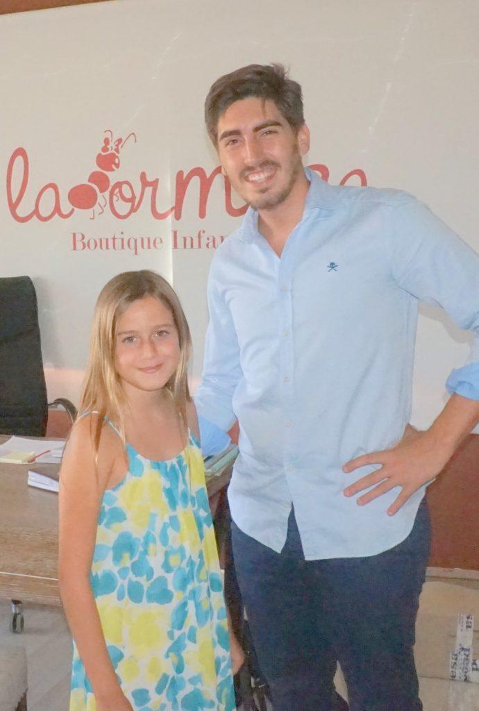 Visita a La Ormiga - In love with Karen