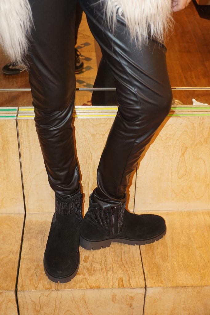 Botas negras AW16- CASAS Shoes
