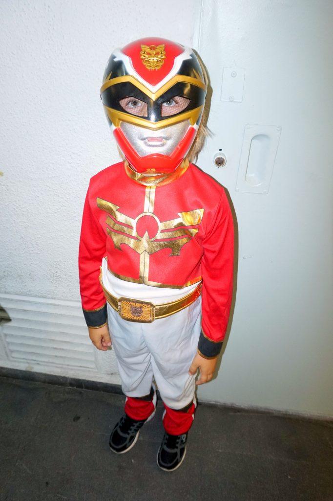 Disfraz Power Ranger de Party Fiesta - In love with Karen