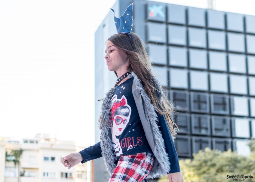 Look Boboli - Petit Style Walking Barcelona
