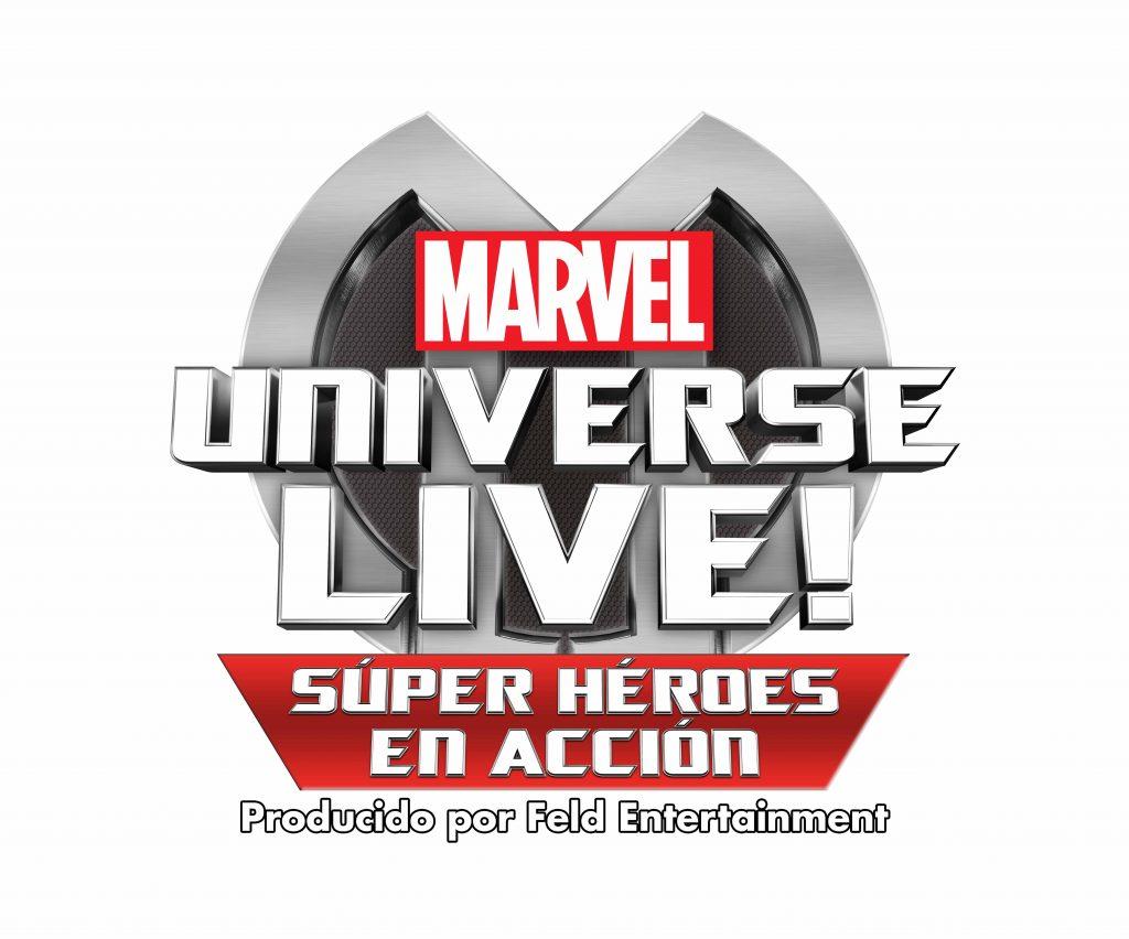 Logo Marvel Universe Live