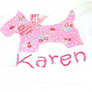 Keiki en In love with Karen