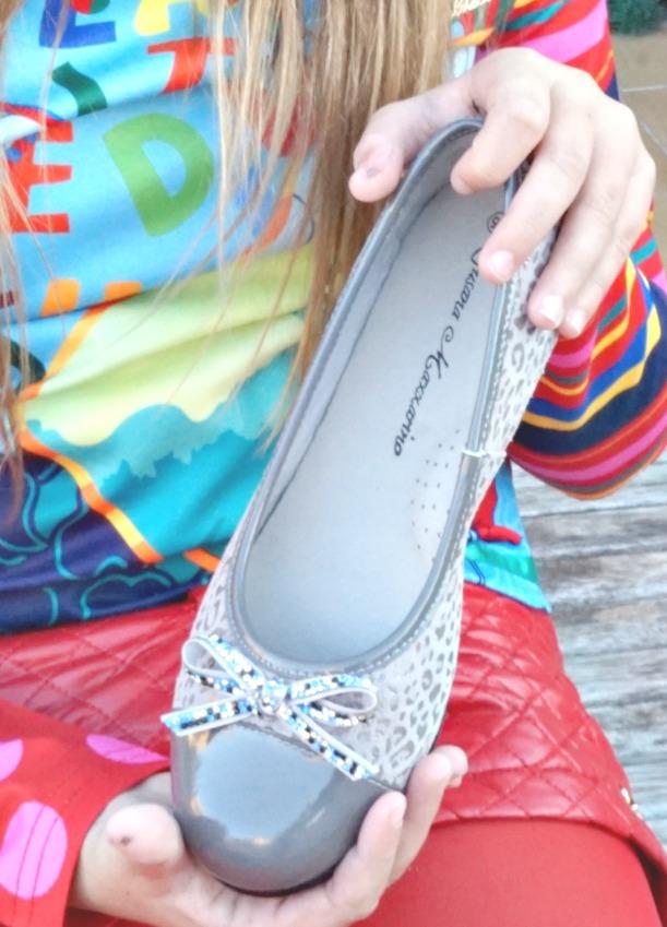 Zapatos de niña Lea Lelo