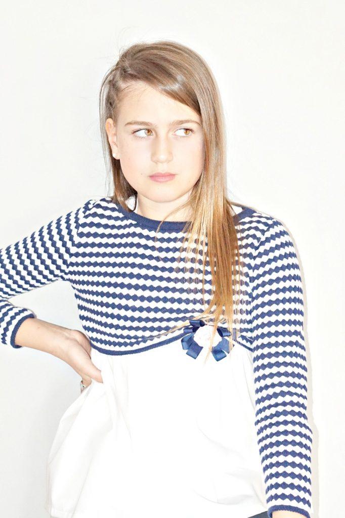 Foque moda infantil - In love with Karen