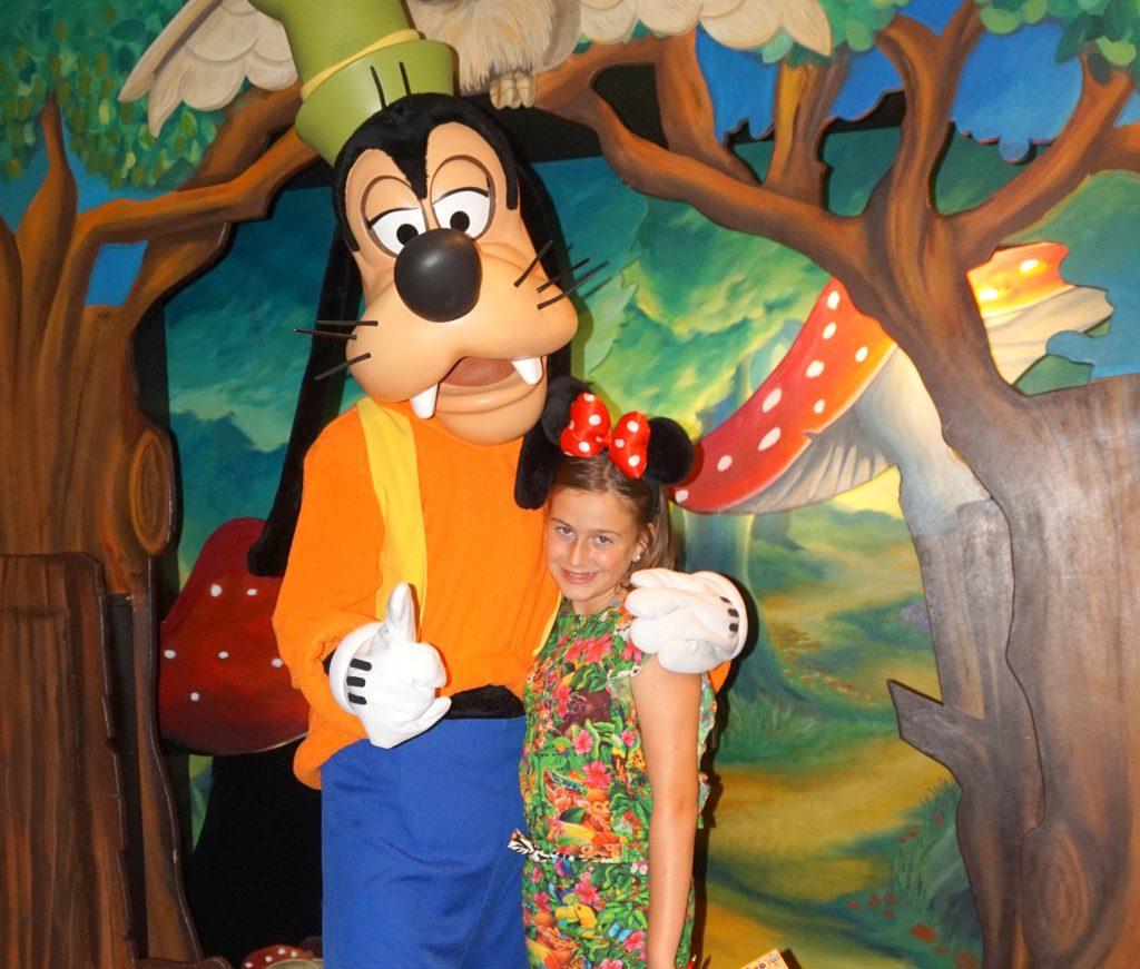 En Disney con Rosalita Señoritas