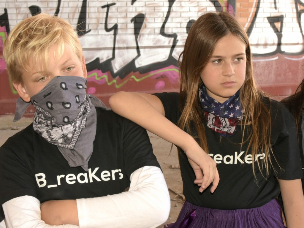 Somos B_reakers